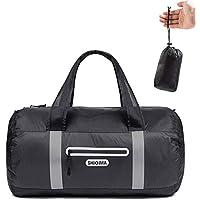 Shiqima Foldable Lightweight Duffel Packable Waterproof Sports Bag