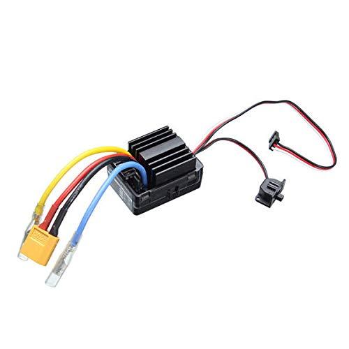 Ocamo ESC Hobbywing Quicrun 40A 1040 waterdichte, geborstelde regelaar voor 1/8/10 RC-auto-onderdelen