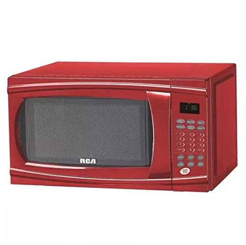 RCA RMW1112-RED 1.1 cu. ft. 1000W Microwave, Red