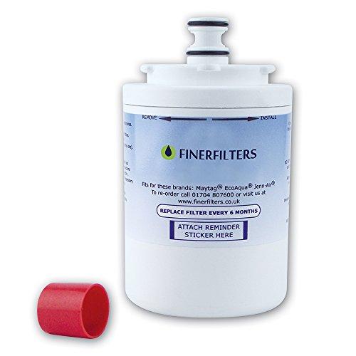 Finerfilters FF-108 Compatibel met UKF7003 Amana Maytag Jenn-Air Koelkast Waterfilter