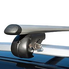 FISCHER 18096 Aluminium-Relingträger Topline Größe