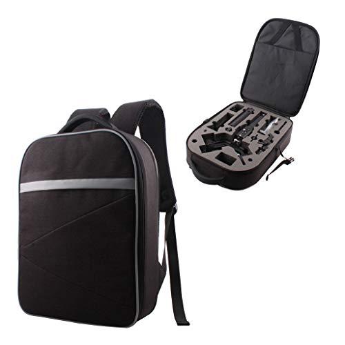 kdjsic - Zaino anti-graffio, custodia di protezione, scatola di trasporto per accessori di fotocamera Ronin SC