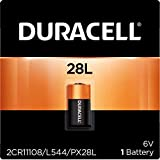 Duracell - 28L High Power Lithium Batteries -...