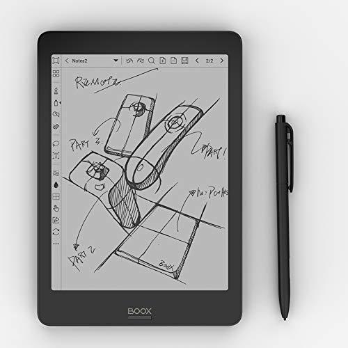 BOOXNovaPro7.8,電子書籍リーダー,フロントライト,ワコムスタイラス,Android6.0
