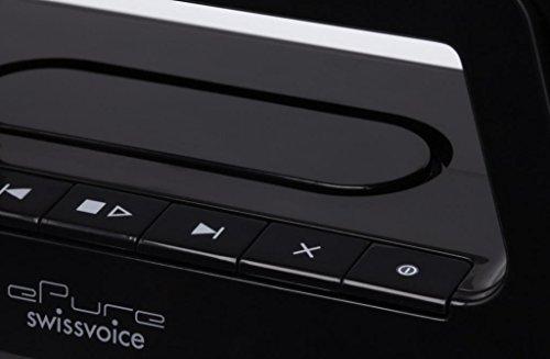 Swissvoice ePure schwarz fulleco - 4