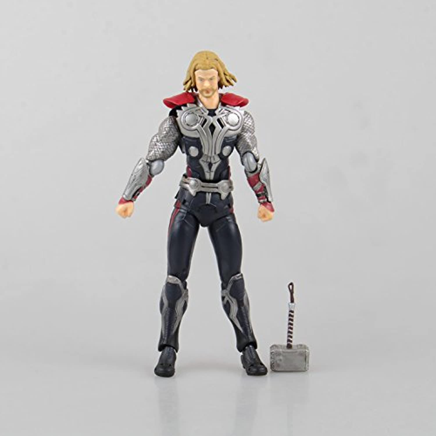 Avengers Thor Figma 216 Juguetes PVC Action Figure Thor Hammer Brinquedos Collectible Model Kids Toys Doll Figurine - Deadpool Action Figure - DBZ Action Figures