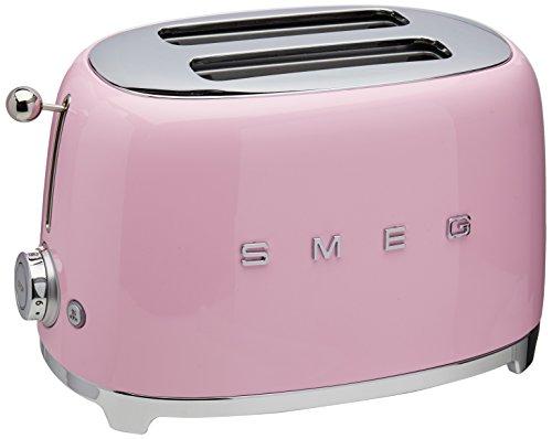 refrigerador rosa fabricante Smeg
