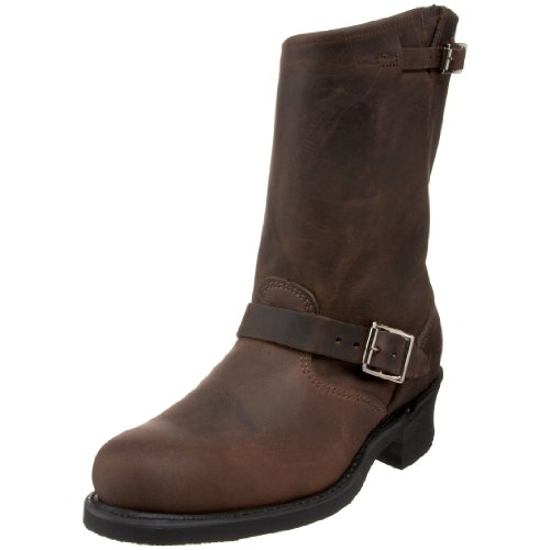 Frye Men's Engineer 12R Boot, Gaucho, 7 Medium US