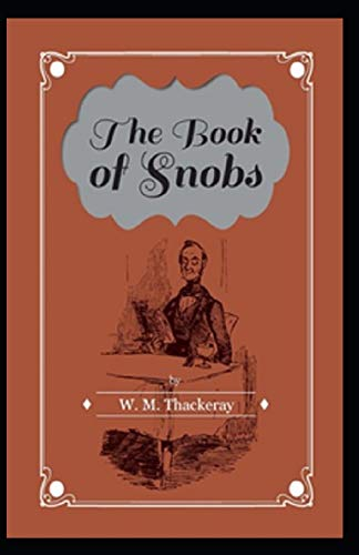The Book of Snobs Annotated