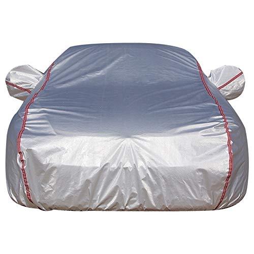 Funda para Coche Cubierta del Coche Compatible con Audi S5 Personalizable Fit Impermeable Al Aire Libre A Prueba de Viento Resistente al Polvo Lluvia Rasguño Nieve Anti-UV