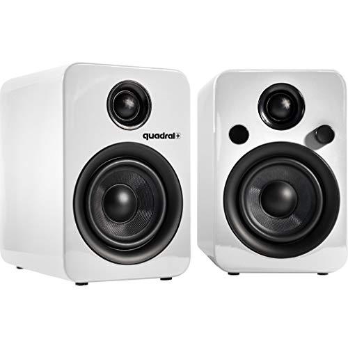 Quadral Bluetooth Lautsprecher Breeze Blue XL Weiss