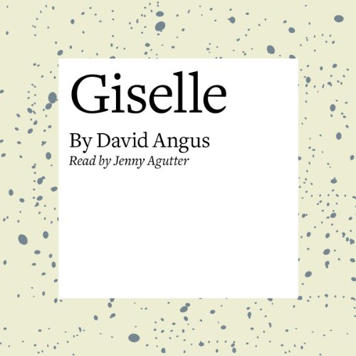 Giselle audiobook cover art