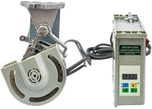 Mophorn 110V 750W Manufacturer direct delivery 1HP Sewing Machine Speed 3500R Motor Servo Regular dealer Max