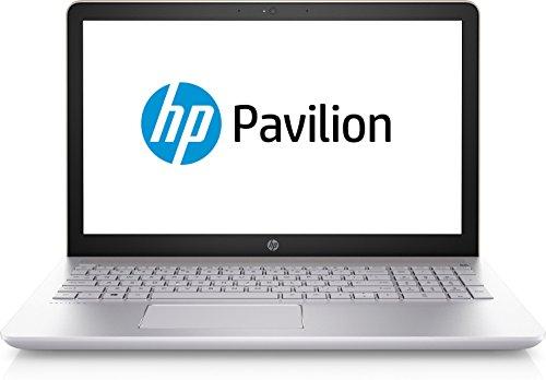 HP Pavilion 15-cc503ns 2.70GHz i7-7500U Intel Core i7 di settima generazione 15.6' 1920 x 1080Pixel Oro, Argento Computer portatile