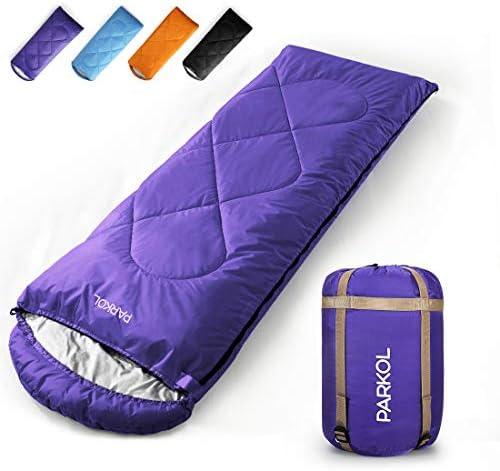 Top 10 Best purple sleeping bag Reviews