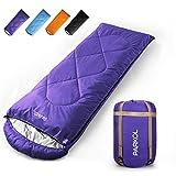 Best Lightweight Sleeping Bags - PARKOL Sleeping Bag for Adults & Kids Review