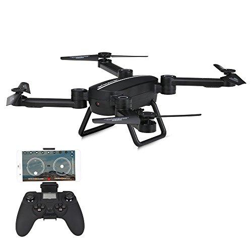 Goolsky JIE-STAR X8TW Wifi FPV Fotocamera 0.3MP 2.4G 6-Axis Gyro Selfie Drone Barometro Altezza Hold RC Quadcopter G-Sensor RTF