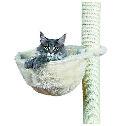 Trixie Cuddly Bag for Scratching Posts, Cream, ø 38 cm (43921)