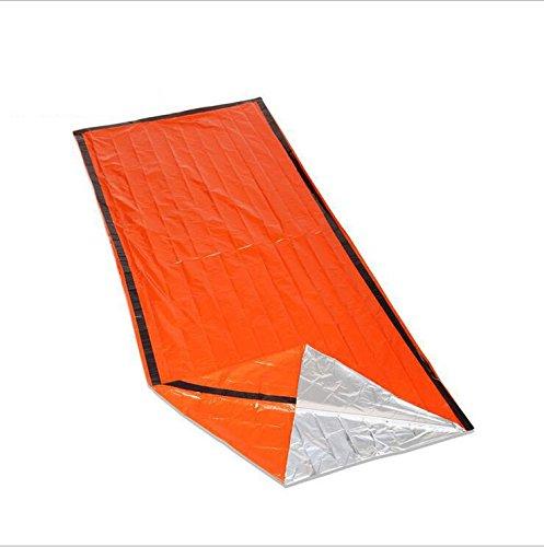 Z&HX sportsSacs de couchage de sauvetage sacs de secours d'urgence en cas d'urgence isolation contre les rayonnements