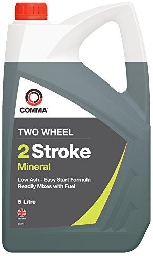 Comma TST5L minerale motorolie voor 2-takt en tweewielers 5 l