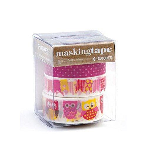 Washi Tape 12Busquets essentials