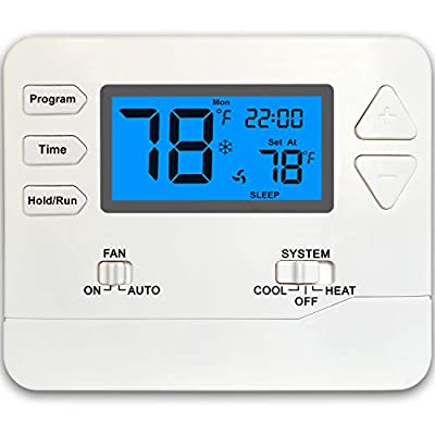 Aowel A605 Thermostats 1 Heat 1 Cool