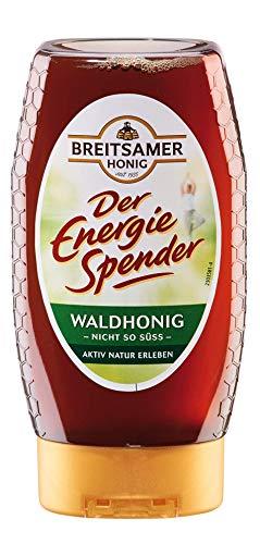 Breitsamer Der Energiespender, Waldhonig, 5er Pack (5 x 350 g), 3581