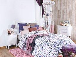 Tiendas Mi Casa - Edredón Plumas Cama 150cm (250x265 cm). Disponible en Varios tamaños.