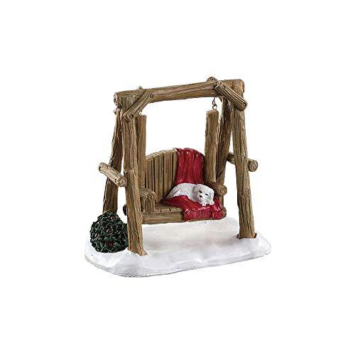 Lemax - Rustic Log Swing