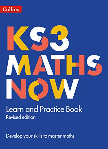 KS3 Maths Now – Learn and Practice Book