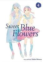 Sweet Blue Flowers, Vol. 4 (4)