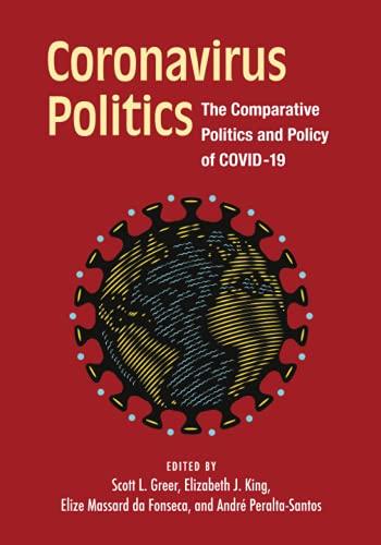 Coronavirus Politics: The Comparative Politics and Policy of COVID-19