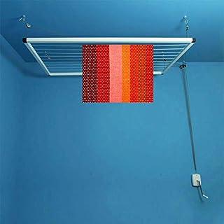 Maya Séchoir à Linge de Plafond à manivelle 150/80cm