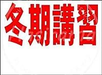 「冬期講習 」 ティンメタルサインクリエイティブ産業クラブレトロヴィンテージ金属壁装飾理髪店コーヒーショップ産業スタイル装飾誕生日ギフト
