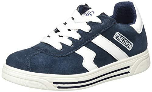 PRIMIGI Jungen Scarpa Bambino Sneaker, Blau (Navy/Blu Scuro 5376955), 33 EU