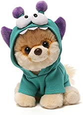 GUND Itty Bitty Boo #034 Monsteroo Dog Stuffed Animal Plush, 5\""