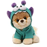 GUND Boo Peluche, Referencia 4056233Nombre: Itty Bitty monsteroo Boo&quot