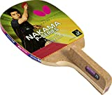 Best Butterfly Ping Pong Paddle Penholds - Butterfly Nakama P5 Japanese Penhold Table Tennis Racket Review