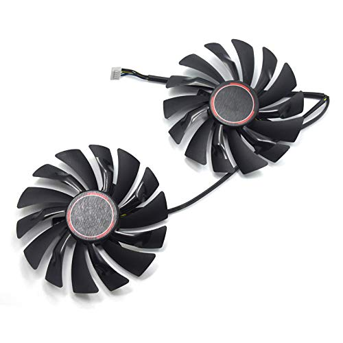 Grafikkartenlüfter für MSI GTX 1080 GTX 1070 GTX 1060 RX 580 RX570 Video Card Cooler Fan