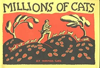 Millions of CatsMILLIONS OF CATS by Gag, Wanda (Author) on Sep-24-1952 Hardcover
