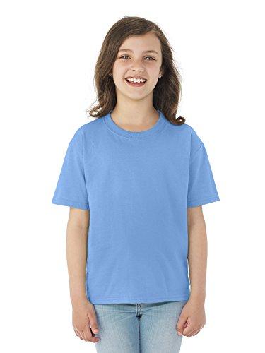 youth light blue tshirt - 5