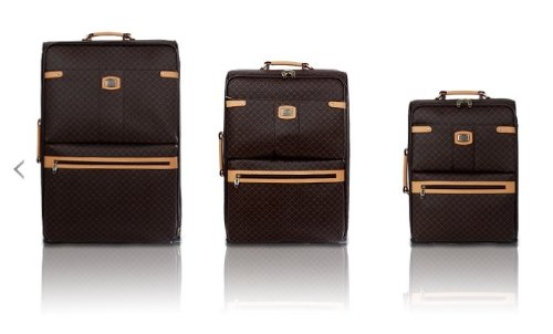 Rioni Signature Spinner Luggage Set - 3 piece Set