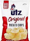 Utz Original Potato Chips in a 14 oz. Big Bag (3 Bags)