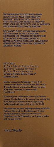 Nonino Grappa Il Prosecco Monovitigno im Barrique gereift 41% vol. in Geschenkpackung (1 x 0.7 l) - 4