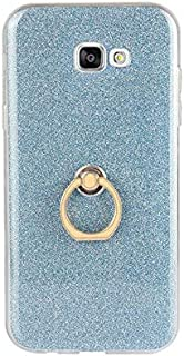 SIZOO - Fitted Cases - Fashion Silicone Holder Case For for Samsung Galaxy A3 2017 Transparent Soft TPU Glitter Colorful L...