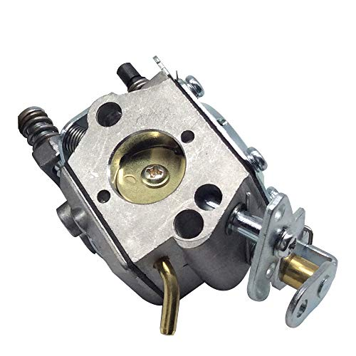 shamofeng Carburador para Walbro WT834 Husqvarna 136 137 141 142 36 41 E142 Chain Saw