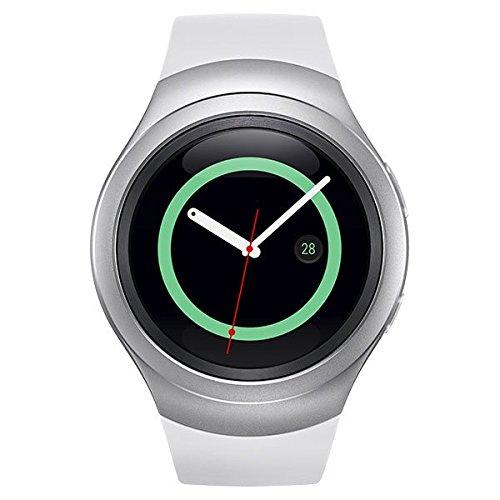 Samsung Gear S2-Smartwatch con schermo da 1,2', colore: bianco