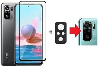 Pelicula Vidro 3d Xiaomi Redmi Note 10 / Note 10s + Película de Camera 3D - (C7COMPANY)