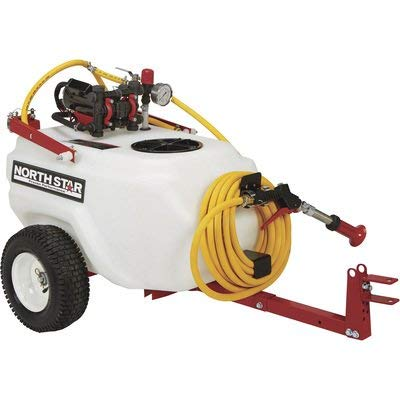 NorthStar ATV High-Pressure Tree/Orchard Sprayer - 21-Gallon Capacity,...