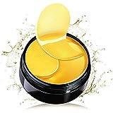 Collagen Under Eye Gel Patches [60 pack] For Moisturizing Puffy Eyes, Dark Circles, Under Eyes Relief. Pads for Under...